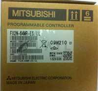 --/--/1PC NEW MITSUBISHI PLC FX2N64MRESUL FX2N-64MR-ES/UL #A1