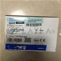 --/--/1PC New Omron ZX2-LD50 Smart Laser Sensor #A1