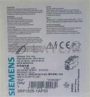 --/--/1PC new Siemens 3RP1505-1AP30 #A1