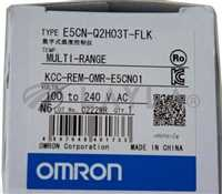 --/--/1PC NEW OMRON Electronic Thermostat E5CN-Q2H03T-FLK #A1