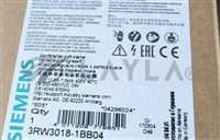 --/--/1PC NEW SIEMENS 3RW3018-1BB04 #A1
