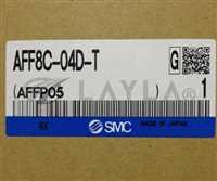--/--/1PC New SMC AFF8C-04D-T #A1