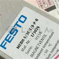 --/--/1PC New MEBH-5/3E-1/8-P-B, 173024 #A1