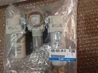 --/--/1PC SMC AC25-02DE-2R-B #A1