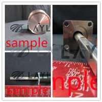 Metal Vacuum Bellows Hose KF-25 3000mm 118.11'' Tubing ISO-KF Flang