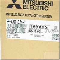 /-/MITSUBISHI Inverter FR-A820-3.7K-1 NEW FREE EXPEDITED SHIPPING