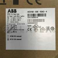 /-/ABB Inverter ACS150-03E-03A3-4 FREE EXPEDITED SHIPPING NEW