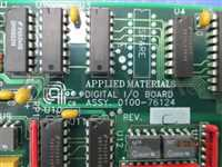 0100-76124/-/AMAT 0100-76124  DIGITAL I/O PCB REV-C/AMAT/